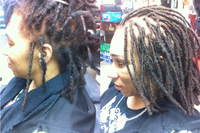Dreadlock Repair