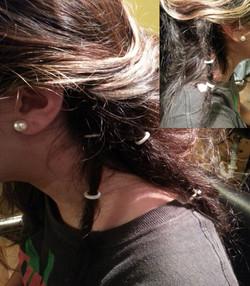 Dreadlock Cultivation (Behind Ear)