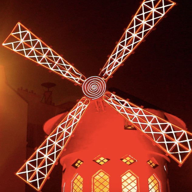 The Famous Windmill