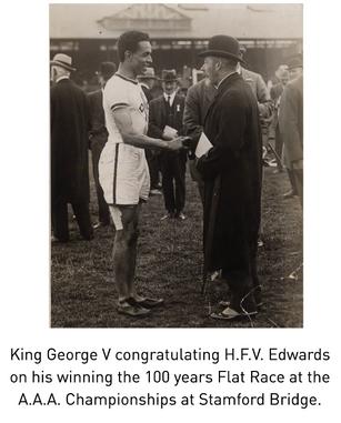 Harry Edward, an Olympian for Social Change