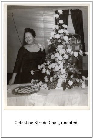 NOLA4Women: Celestine Strode Cook: New Orleans' Adopted Daughter