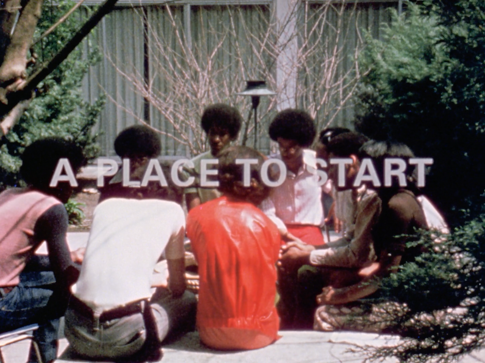 """A Place To Start"""