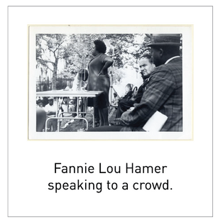 50 Years/50 Collections: The Fannie Lou Hamer Papers, 1981