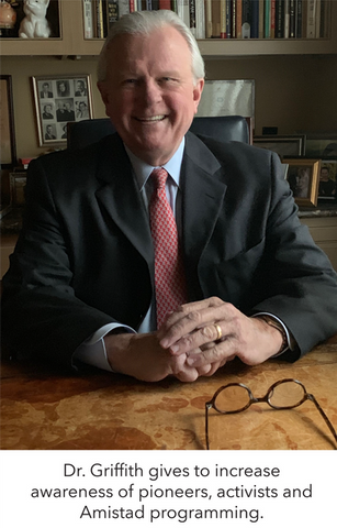 Dr. Griffith Gifts Through Family Foundation