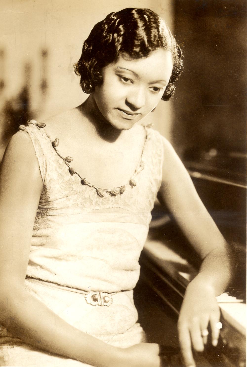 Jessie Covington Dent, circa 1931. Photo by A.P. Bedou.