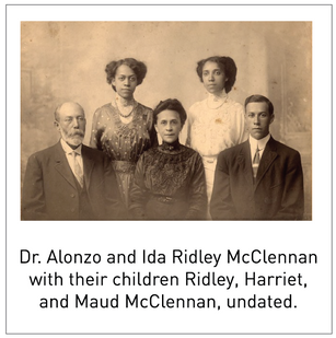 50 Years/50 Collections: The McClennan Family Papers