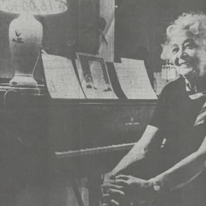 A Rare Composer: Loretta Cessor Manggrum papers