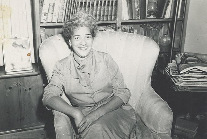 Mary M. Richardson, undated.