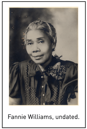 NOLA4Women: Fannie C. Williams and New Orleans Education