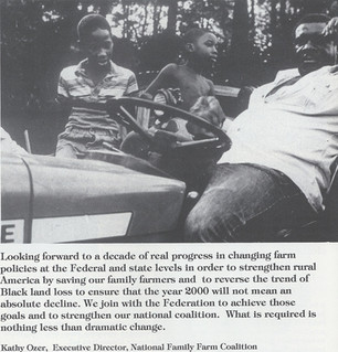 Federation of Southern Cooperatives and the Fight against Black Land Loss