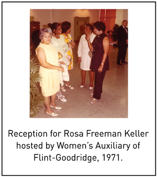 NOLA4Women: The Women's Auxiliary of Flint-Goodridge Hospital