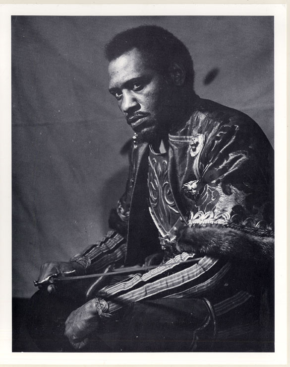 Paul Robeson as Othello, undated
