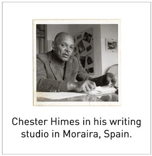 50 Years/50 Collections: The Chester Himes Papers, 1990