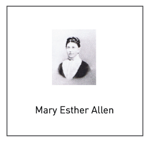 Mary Esther Allen