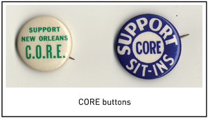 CORE buttons