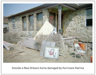 50 Years/50 Collections: Preserving the Voices of Hurricane Katrina Survivors