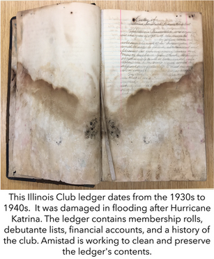 Illinois Club files debut at Amistad