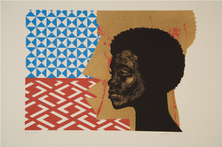 'Roots', Lithograph, 1981.
