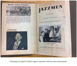 From the Stacks: Lloyd H. Smith's Unique Jazz Library