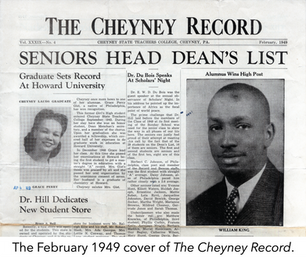 The Cheyney Record: The Student Voice of America's Oldest HBCU