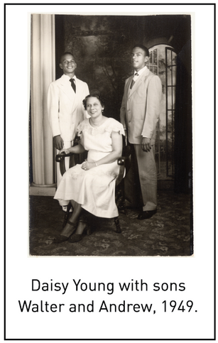 NOLA4Women: Daisy F. Young: Civic and Community Leader