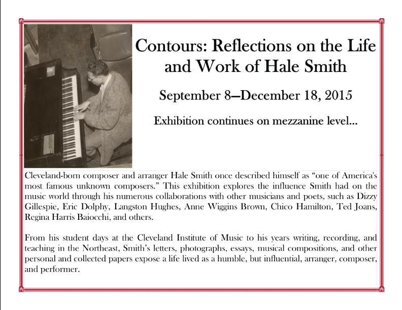Exhibit: Hale Smith