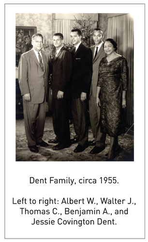 50 Years/50 Collections - New Orleans Movers and Shakers: The Dent Family