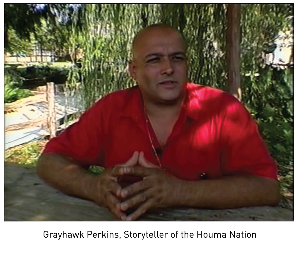 Grayhawk-Perkins,-Storyteller-of-the-Houma-Nation-(II)