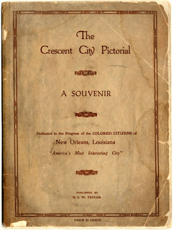 Front cover of the Crescent City Pictorial, 1926.