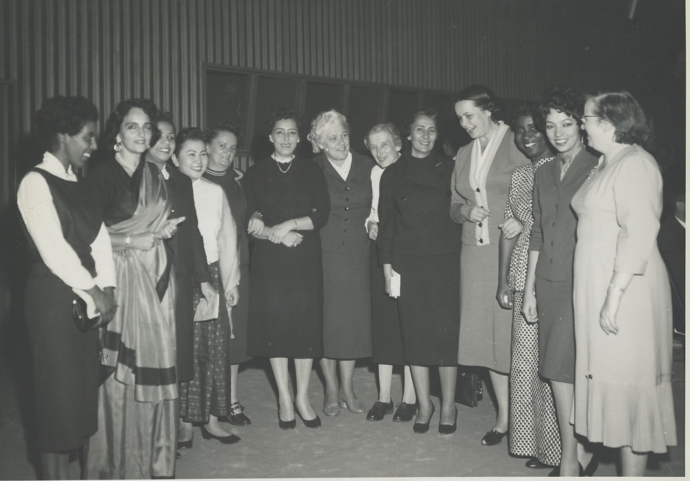 A group of United Nations representatives
