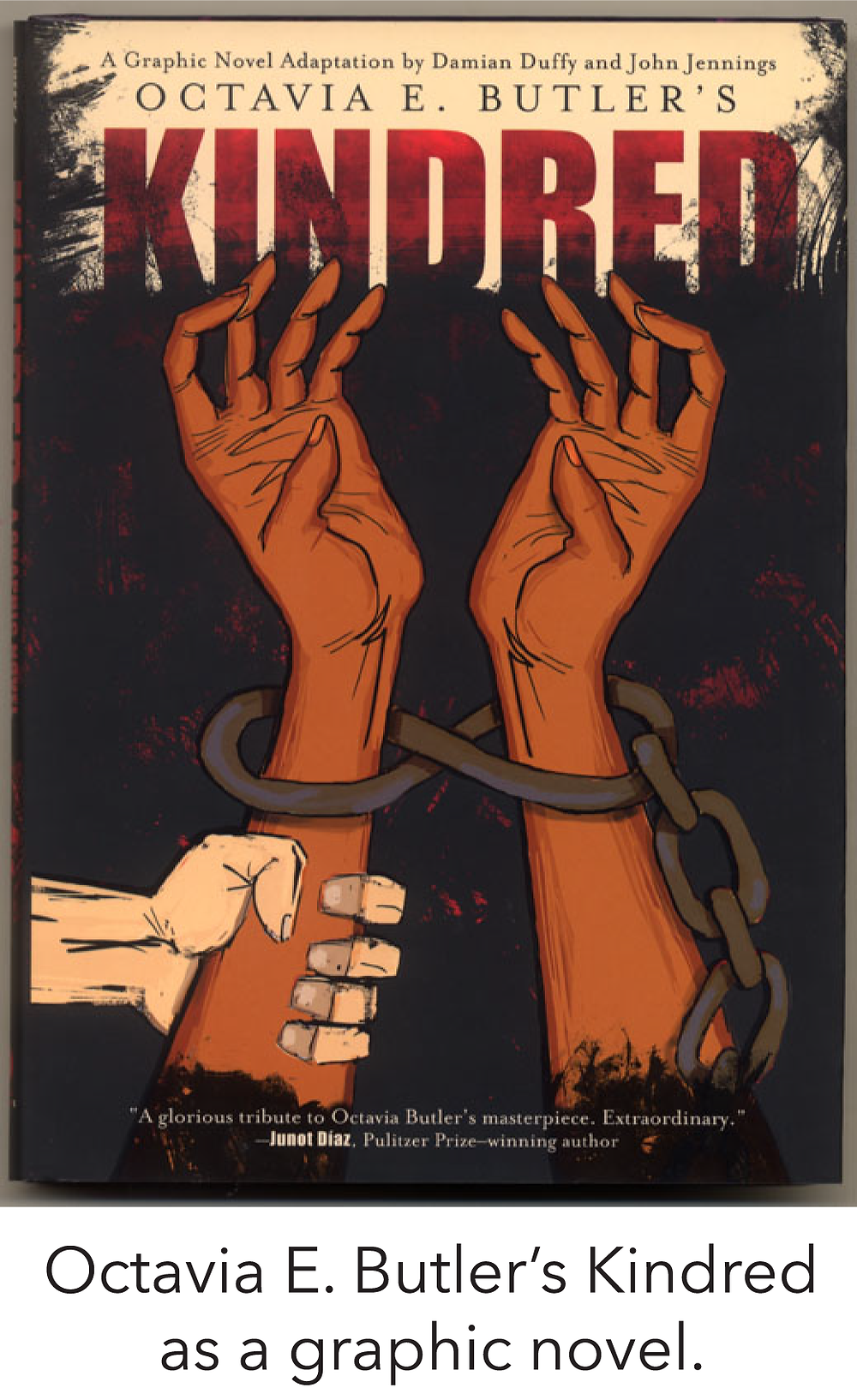 Octavia E. Butler's Kindred as a graphic novel