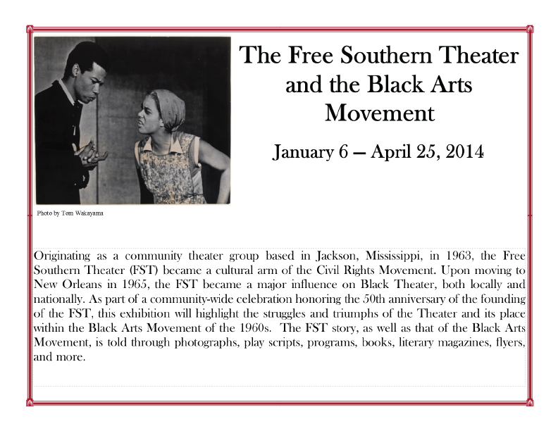 Free Southern Theater