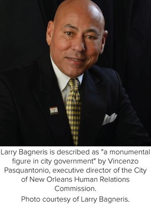Living Legend: Larry Bagneris