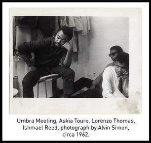 Umbra Writers Workshop, 1962-1964