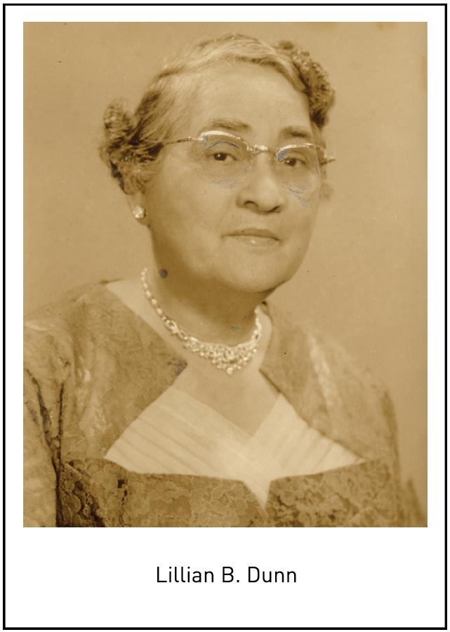 Lillian B. Dunn