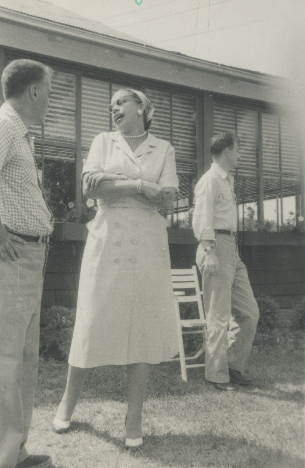Dorothy R. Yepez, 1955