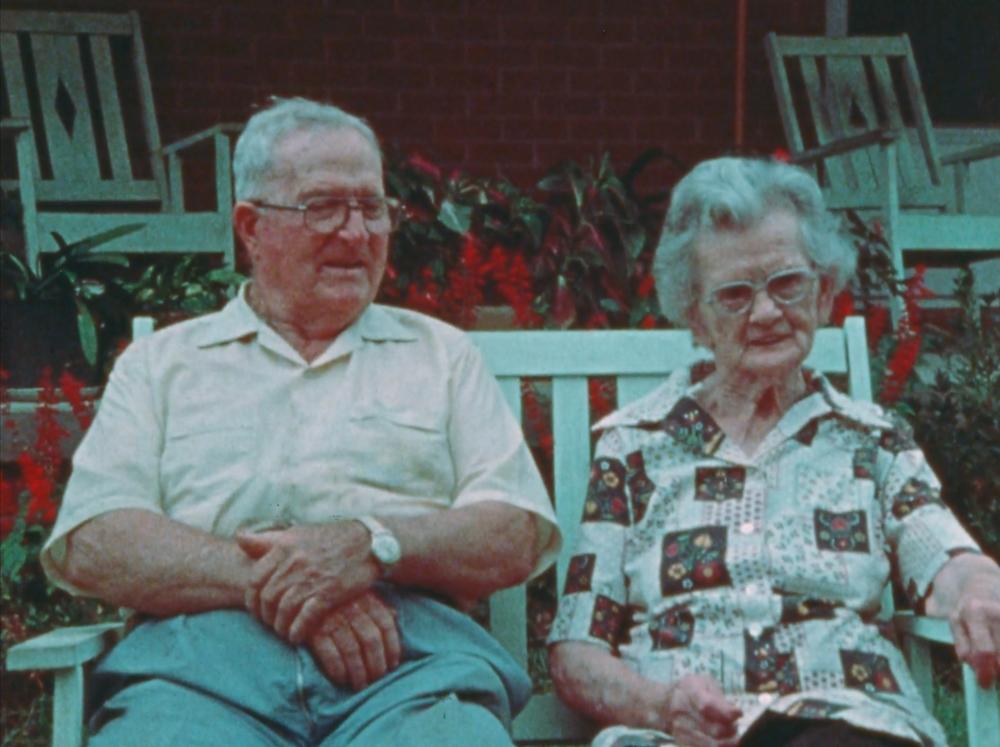 Mr. and Mrs. Loveless of Peyton, Mississippi