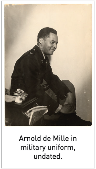 50 Years/50 Collections: Arnold de Mille: Photojournalist of African American Life