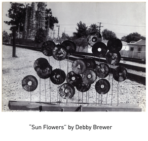 """Sun Flowers"" by Debby Brewer"