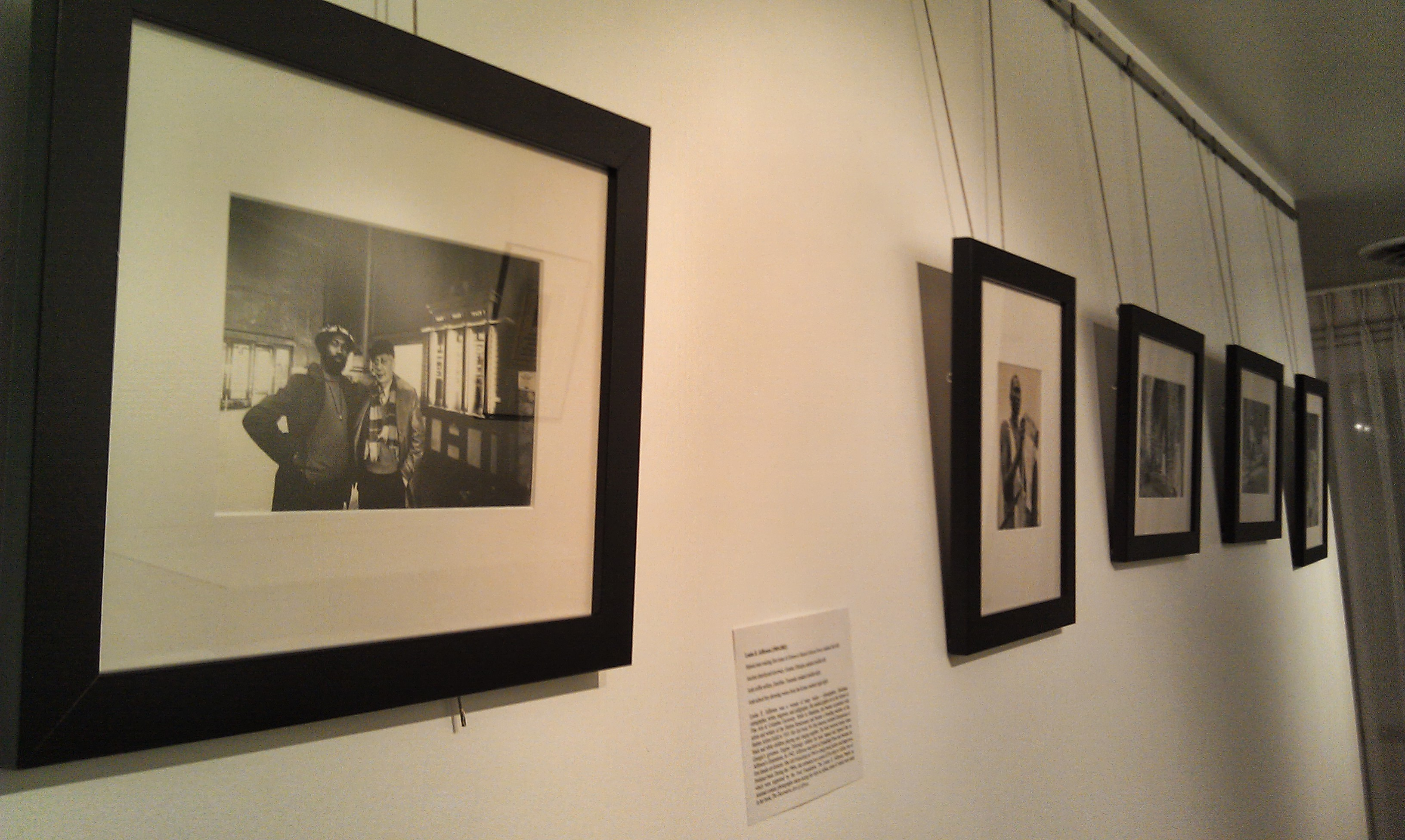 Amistad -- Exhibition of Photography