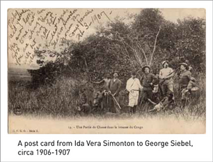 The Eyes of Ida Vera Simonton and Warren Boudreaux: Viewing Africa through the Prism of Postcards
