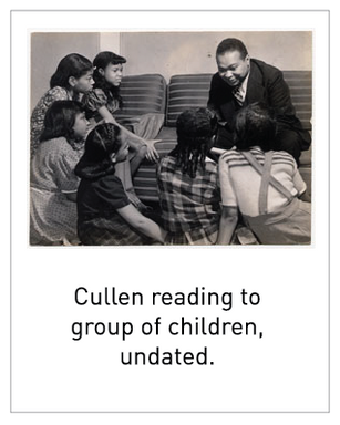 50 Years/50 Collections: Countee Cullen: Literary Extraordinaire