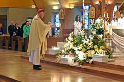 Inensing altar