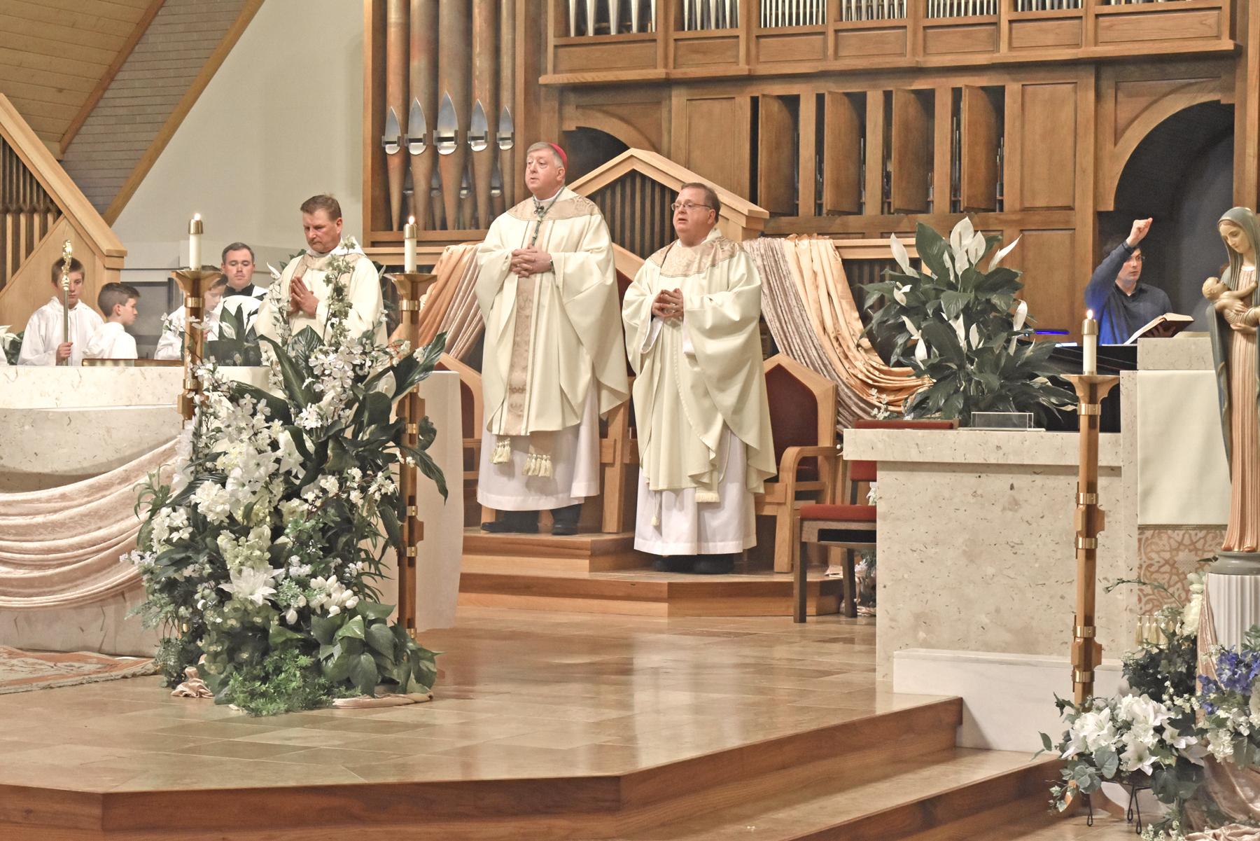 Mass begins