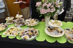 Reception foods