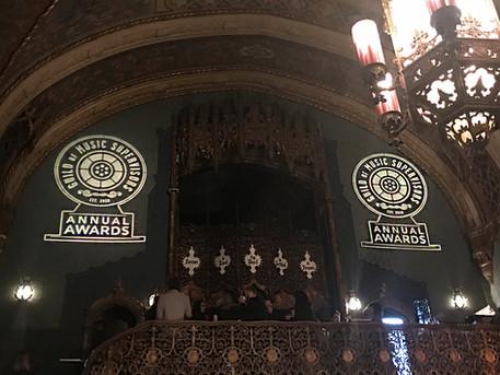 Guild of Music Supervisors Awards!