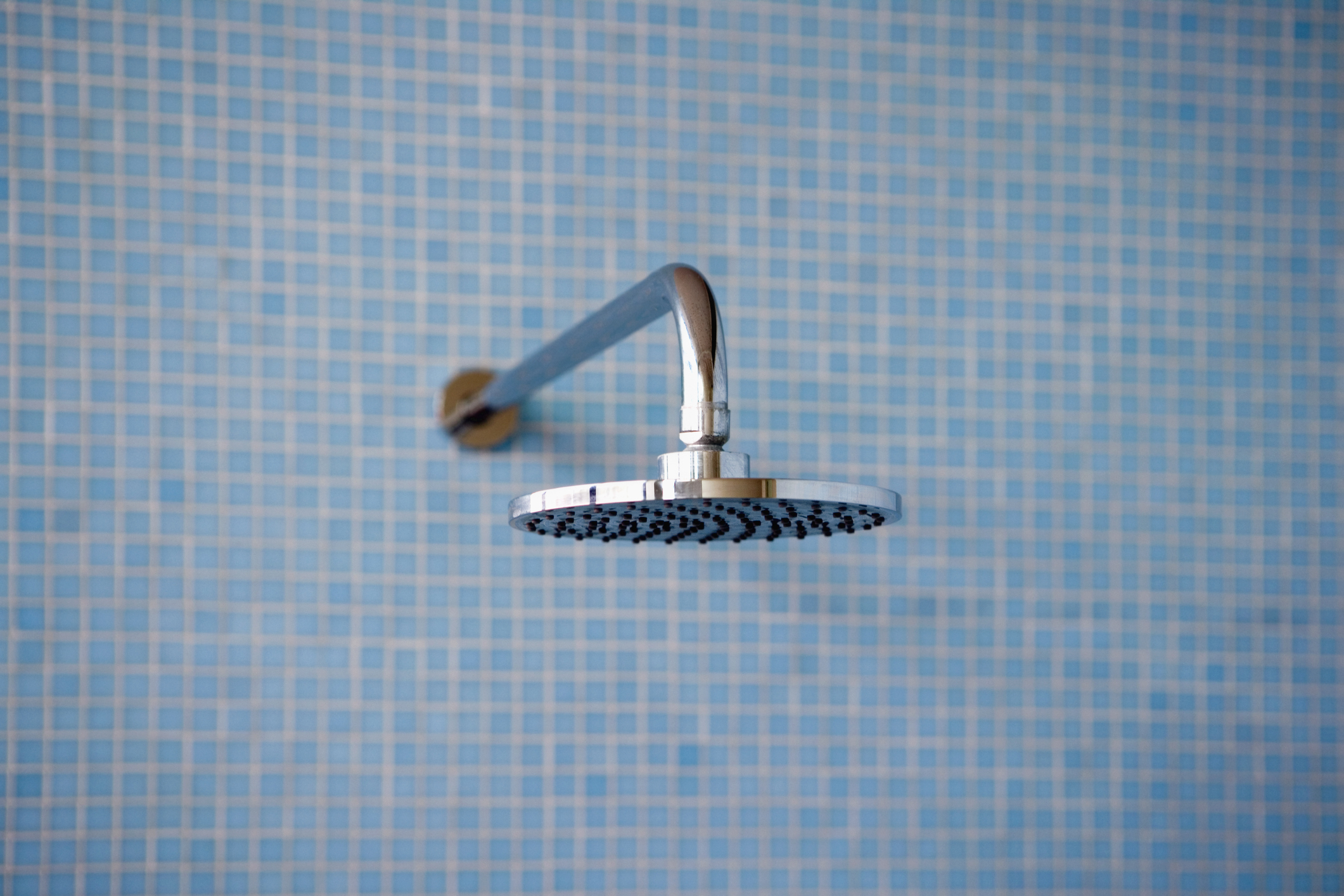 Rain Shower Head Installation