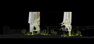 Splayed Stone Towers Barry Wark Andreas Korner Biophile Biophilic biophilia environmental sustainable digital architecture  (6).jpg