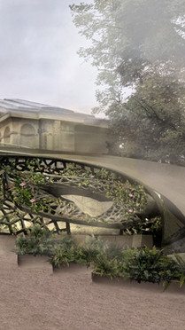 Oxford Botanical Gardens Ticket Office