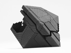Barry Wark printed parts megalitic archi